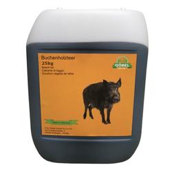 Buchenholz Teer »XXL« Huf- & Klauenpflege · 25kg