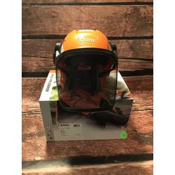 STIHL Schutzhelm STIHL Helmset ADVANCE VENT Visier Gehörschutz