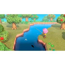Nintendo Switch hellblau / hellgrün + Animal Crossing: New Horizons (Bundle)