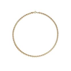 Firetti Goldkette edel, glanz, schlicht