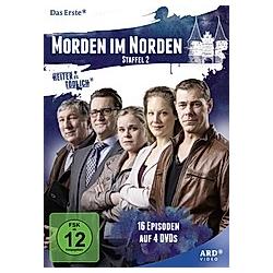 Morden im Norden - Staffel 2 - DVD  Filme