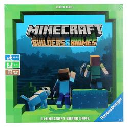 Ravensburger Spiel, Ravensburger Minecraft Builders & Biomes (DE/EN/NL
