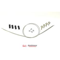 Absima Stahlseil für Motorhaube (2 St.) / 2320074