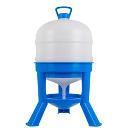 Siphon Geflügeltränke - große Tränke für Geflügel, 30 Liter