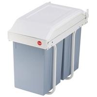 HAILO Multi-Box Duo L 30l weiß