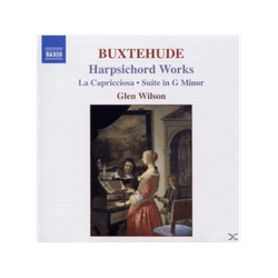 Glen Wilson - Buxtehude: Harpsichord Works (CD)