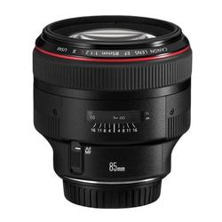 Canon EF 85mm 1:1,2L II USM Objektiv - 72 mm Filtergewinde