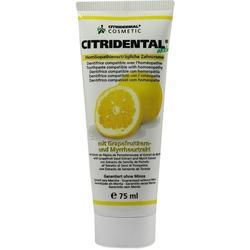Citridental-Zahncreme