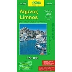 Limnos 1 : 65 000 - Buch