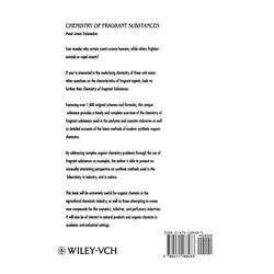 Chemistry of Fragrant Substances als Buch von Teisseire/ Paul J. Teisseire