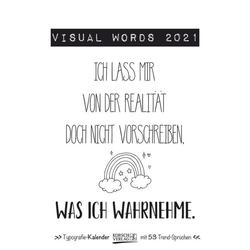 Visual Words 2021