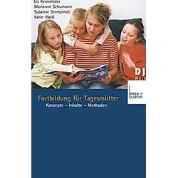 Fortbildung für Tagesmütter - Buch