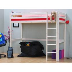 ebuy24 Kinderbett Thuka Kids Hochbett weiß 90x200 cm