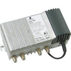 Triax GHV 940 Kabel-TV Verstärker 8-fach 40 dB