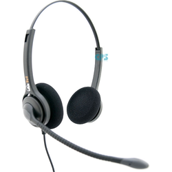 AxTel M-2 Comfort duo NC Wideband Headset AXH-M2D