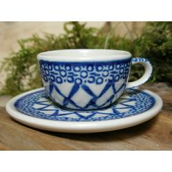 Tasse mit Untertasse, Miniatur, Tradition 2, BSN 6935