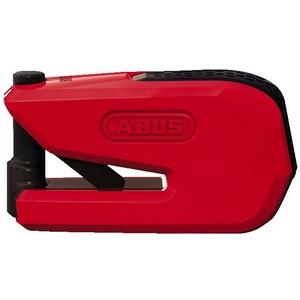 Bremsscheibenschloss ABUS Granit Detecto SmartX 8078 Rot