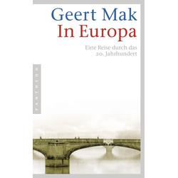 In Europa als Buch von Geert Mak