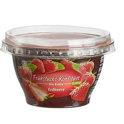 ZENTIS Erdbeer Konfitüre 200,0 g