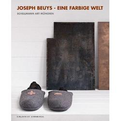 Joseph Beuys - Eine farbige Welt als Buch von Joseph Beuys