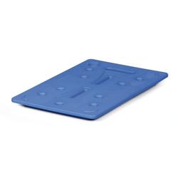 Kühlplatte für thermoboxen, 530 x 325 x 30 mm