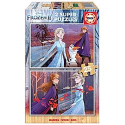 Holzpuzzle Frozen 2 (Kinderpuzzle)