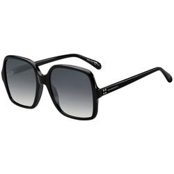 GIVENCHY Sonnenbrille GV 7123/G/S schwarz