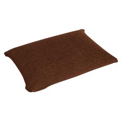 Kissenbezug 40x30 cm, Braun