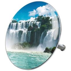 Sanilo Stöpsel Wasserfall, für Badewannen und Duschen, Ø 7,2 cm