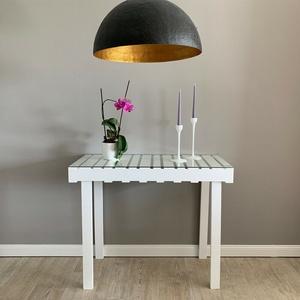 Konsole Beistelltisch Tisch Konsolentisch Landhaus Ablagetisch Weiß 100cm