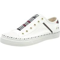 MUSTANG Shoes 1376-401/18 Sneaker weiß/blau, 41