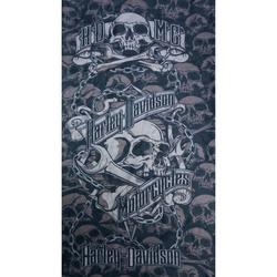 HD- Head Tuch Grim Skull