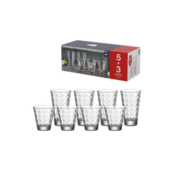 LEONARDO Gläser-Set Leonardo Gläserset Limited OPTIC 8-teilig (8-tlg)