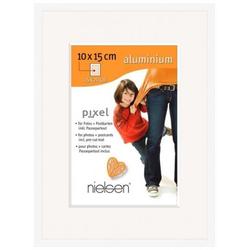 Nielsen Pixel Alurahmen 15x20 weiß