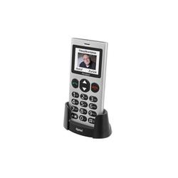 Tiptel Tiptel Ergophone 6264 silber Smartphone (2 Zoll)