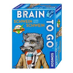 Kosmos Spiel, Brain To Go - Schwein Oder Nicht Schwein