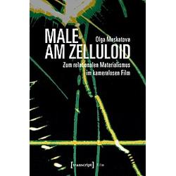Male am Zelluloid. Olga Moskatova  - Buch