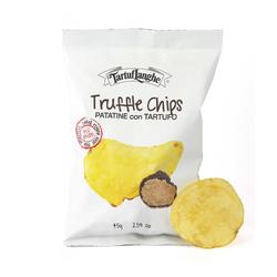 Tartuflanghe Truffle Chips - Kartoffelchips mit Trüffel, 45g oder 100g