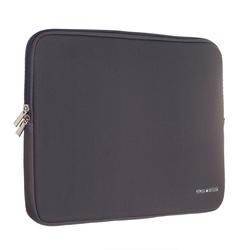 Notebooktasche Hülle Case Laptop Handtasche 14 - 15,6 Zoll Grau