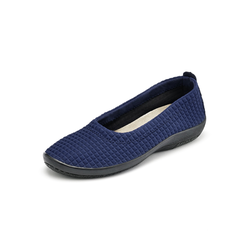 Avena Damen Hallux-Soft-Slipper Blau 36, 37, 38, 39, 40, 41, 42, 43