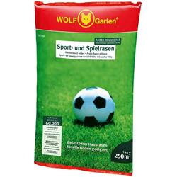 WOLF-Garten Rasensamen LG 250 Sport- und Spielrasen, 5,0 kg