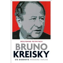 Bruno Kreisky als Buch von Wolfgang Petritsch/ Petritsch Wolfgang