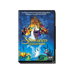 Die Schwanenprinzessin DVD