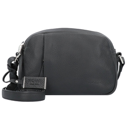 Picard Pure Umgängetasche Leder 21 cm schwarz