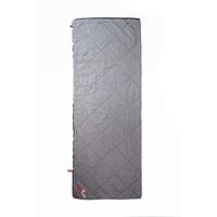 Grüezi Bag Grüezi-Bag WellhealthBlanket Wool Schlafsack grey melange 2020 Schlafsäcke