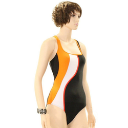 ELEMAR Badeanzug, eleMar Trend Damen Bademode Badeanzüge Badeanzug Schwimmanzug 34