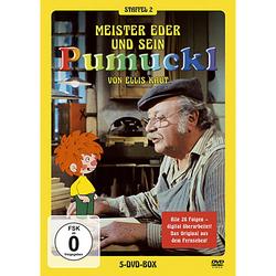 DVD Pumuckl - Meister Eder und sein Pumuckl Staffel 2 (HD) Hörbuch