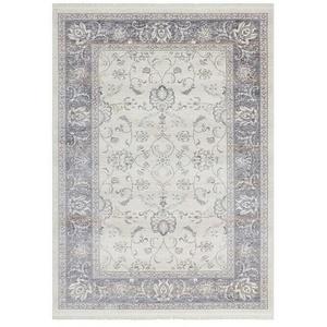 Kurzflorteppich Vintage  (Elfenbein, 230 x 160 cm, 100 % Polyester)
