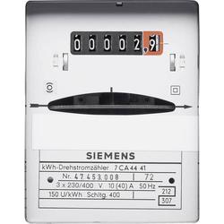 Drehstromzähler mechanisch 10/40A Regeneriert/Geeicht