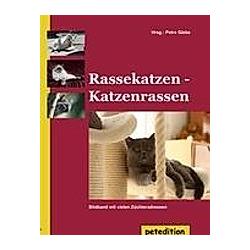 Rassekatzen - Katzenrassen - Buch